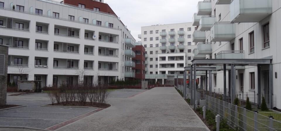 Apartament Metro Młociny 2